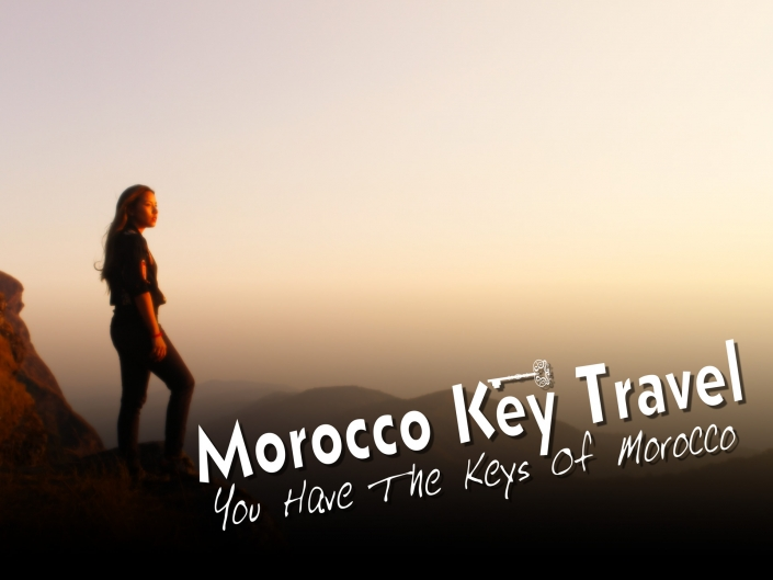 Morocco Key Travel Web Design For Travel Agency Private Moroccan Tours and Excursions by Naim Benjelloun Zak