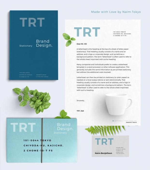 Stationary-Mockup-TRT-Design-Naim-Benjelloun
